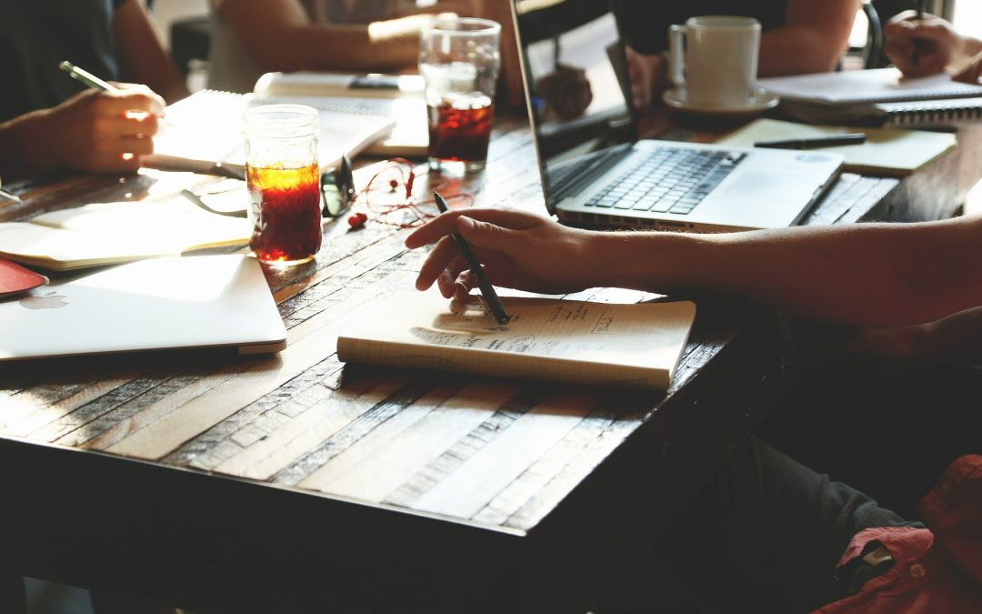 5 ways to start a Journal